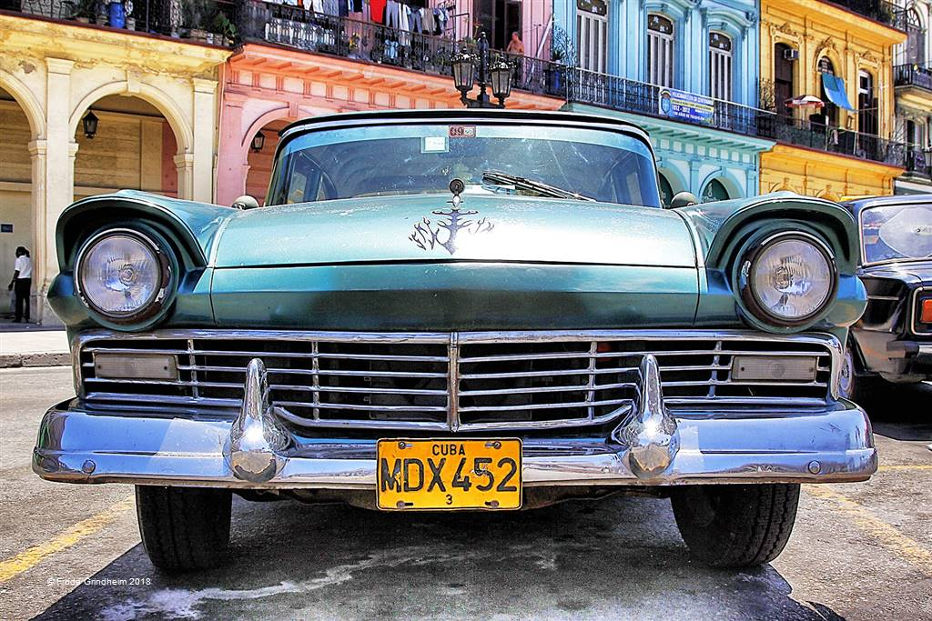 Frode Grindheim – Old Havana – Photo Travel