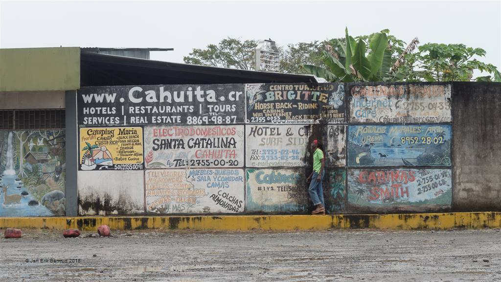 Jan Erik Bamrud – Cahuita Bus Station – Photo Travel