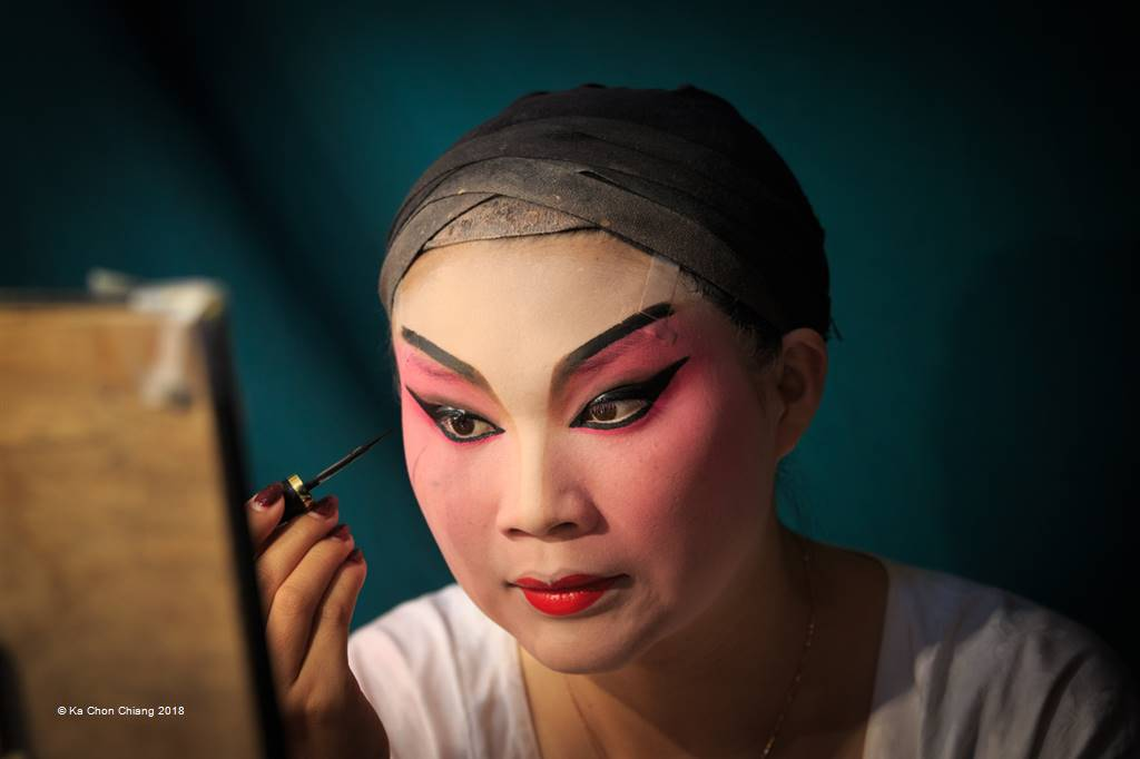 Ka Chon Chiang – Make Up – Open Colour