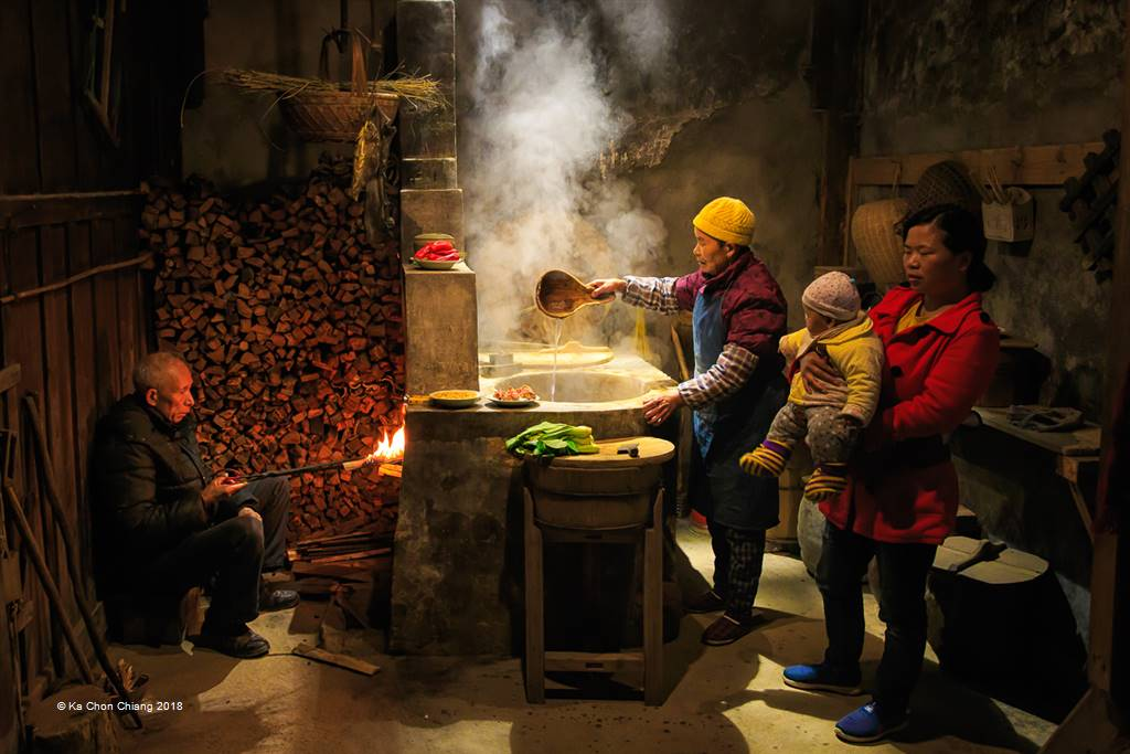 Ka Chon Chiang – Village Kitchen – Photo Travel