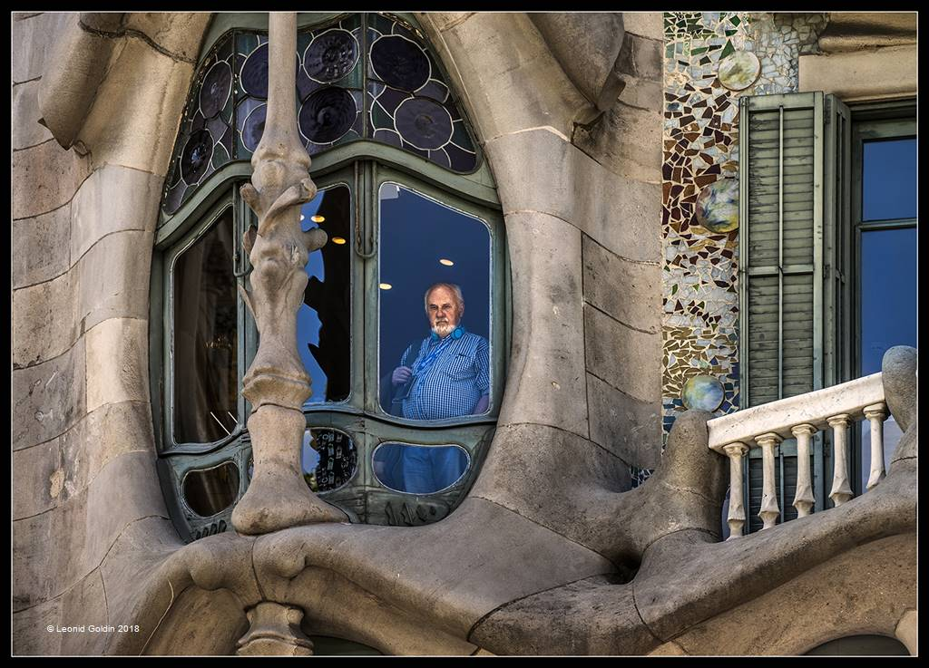 Leonid Goldin – House Dali – Photo Travel