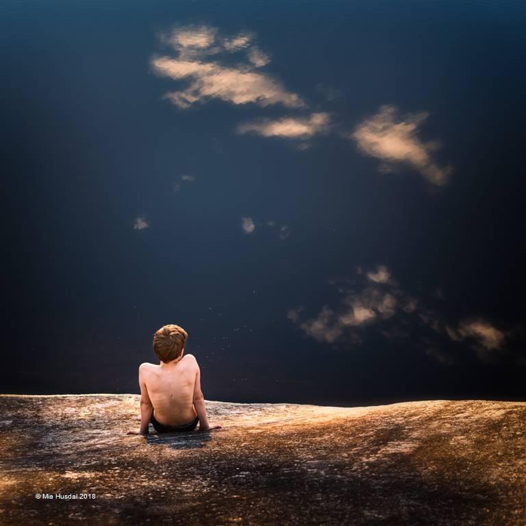Mia Husdal – Refleksjoner – Open Colour