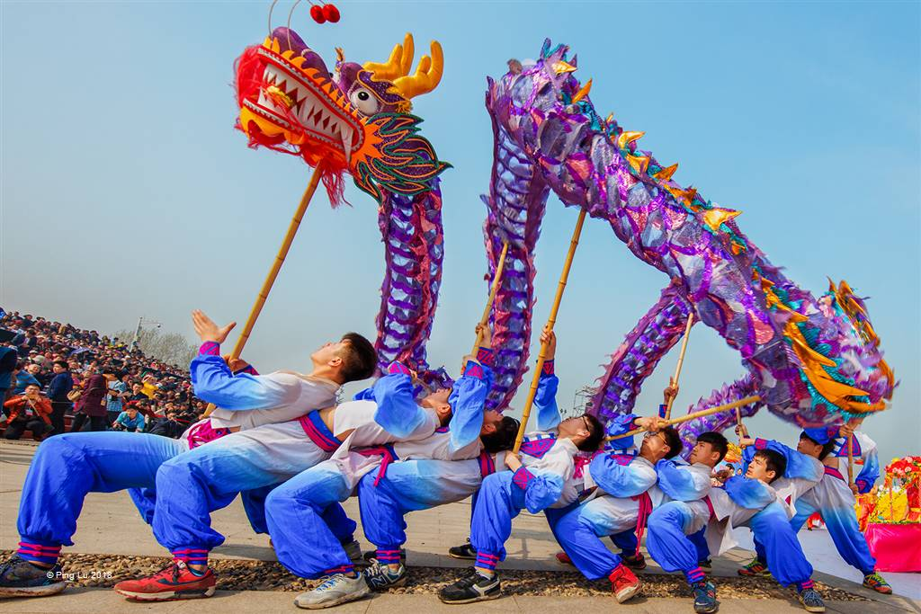 Ping Lu – Kung Fu Dragon – Photo Travel