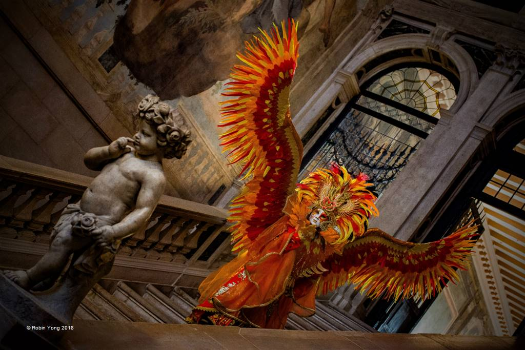 Robin Yong – Rise of the Eternal Phoenix – Photo Travel