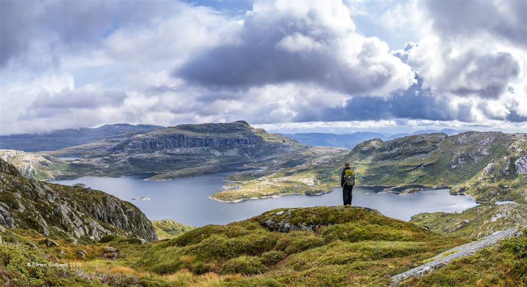 Simen Soltvedt – View from Stemmefjellet – Photo Travel