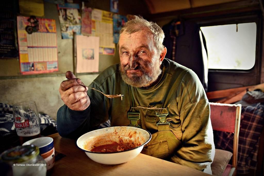 Tomasz Okoniewski – Bon Appetit – Open Colour