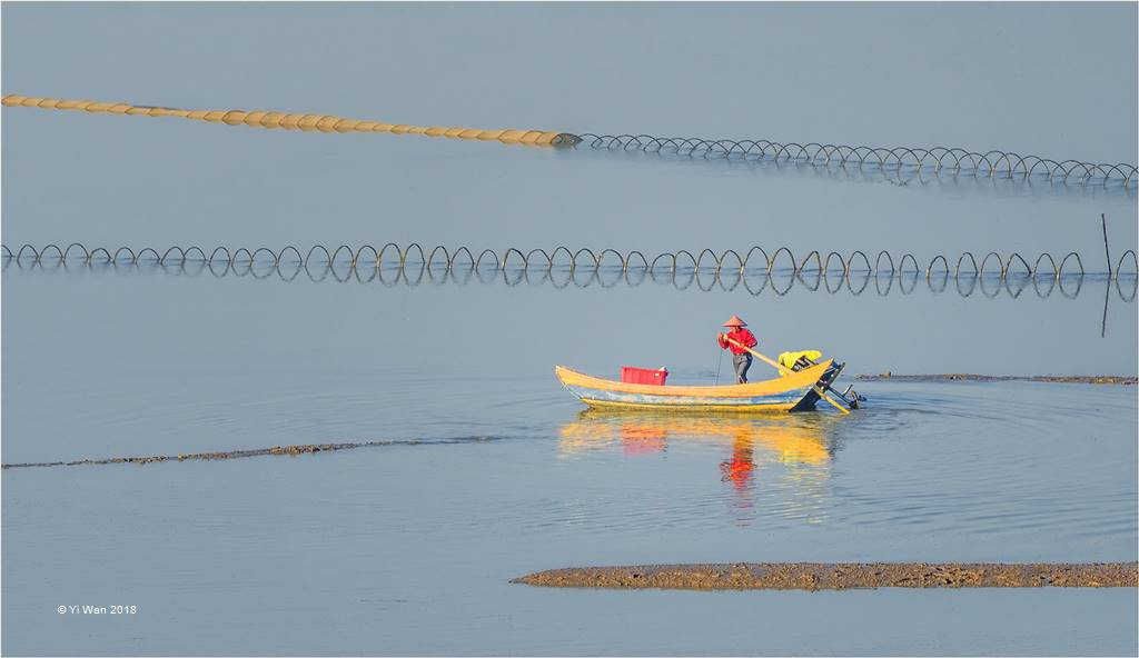 Yi Wan – Mudflat Aquaculture 17 – Photo Travel